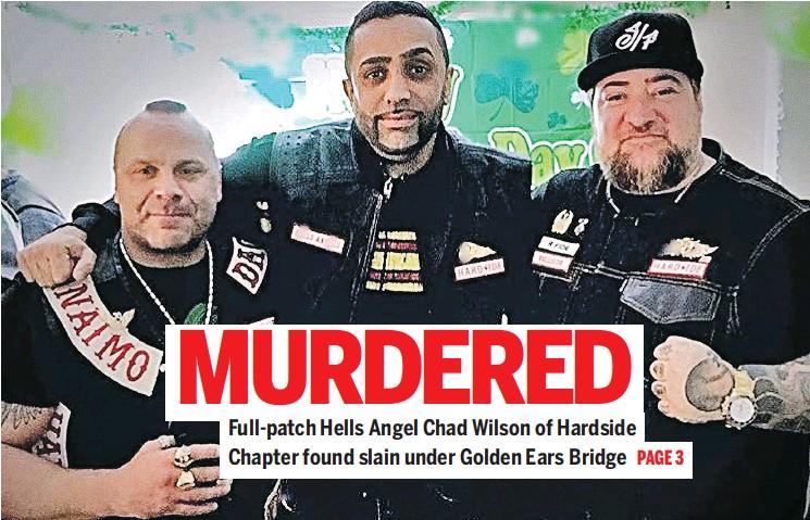 PressReader - The Province: 2018-11-20 - MURDERED