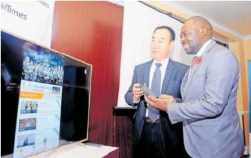 PressReader - Daily Nation (Kenya): 2018-05-04 - Startimes