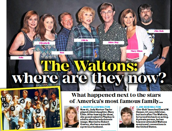 PressReader - Best: 2019-02-19 - The Waltons: where are they