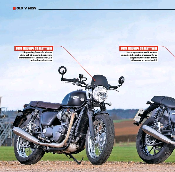 PressReader - RiDE (UK): 2019-06-01 - Old v New: Triumph