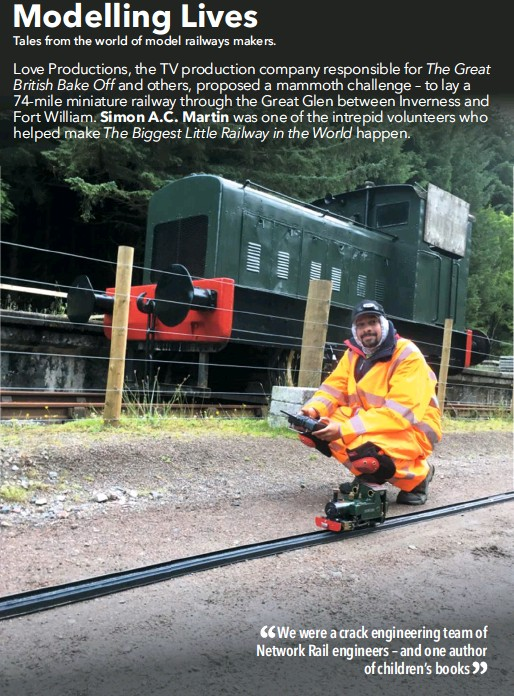 PressReader - Model Rail (UK): 2018-02-01 - Modelling Lives