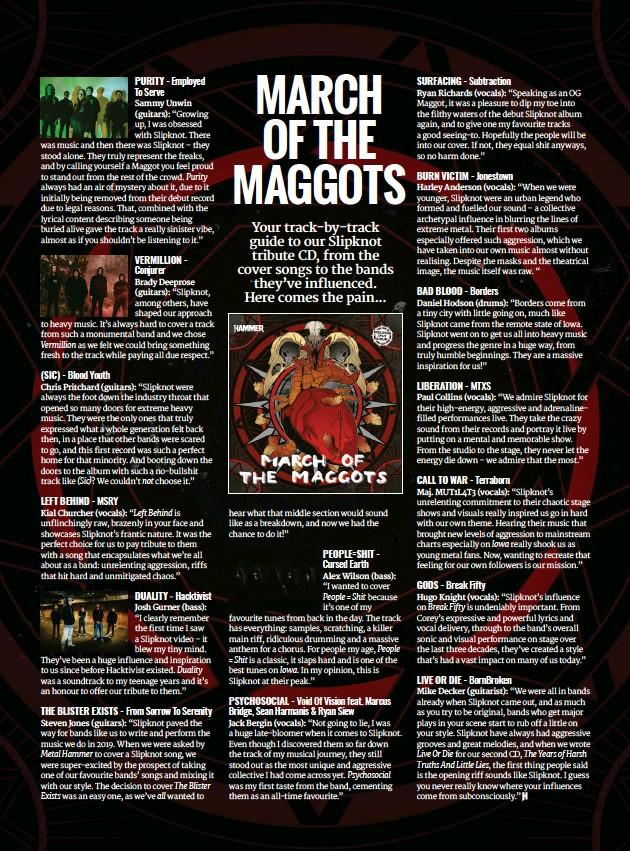 PressReader - Metal Hammer (UK): 2019-07-18 - MARCH OF THE