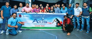 PressReader - Times of Oman: 2015-10-11 - Axis Group launches