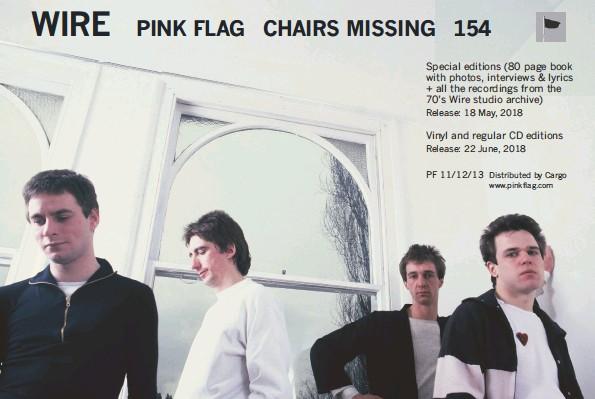 PressReader - UNCUT: 2018-07-01 - PINK FLAG CHAIRS MISSING 154