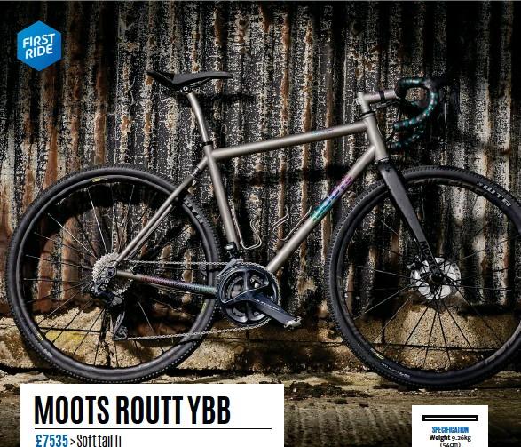PressReader - Cycling Plus (Malaysia): 2019-07-01 - MOOTS