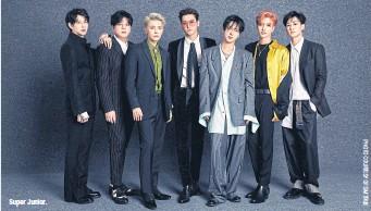 PressReader - Bangkok Post: 2017-12-21 - Super Junior return with