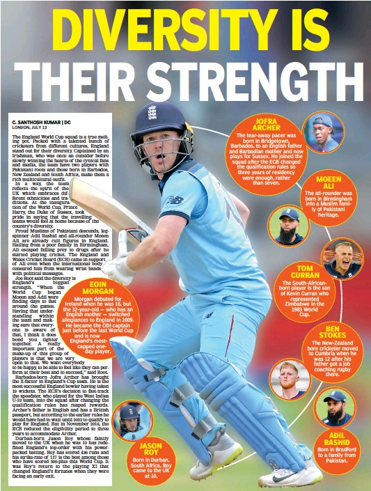 PressReader - Deccan Chronicle: 2019-07-14 - CRICKET CROWN