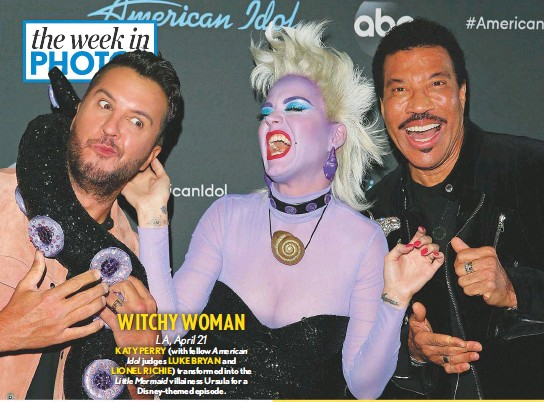PressReader - Life & Style Weekly: 2019-05-13 - WITCHY WOMAN