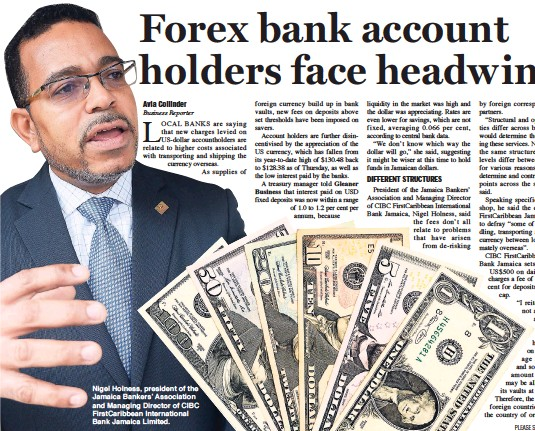 PressReader - Jamaica Gleaner: 2017-07-16 - Forex bank