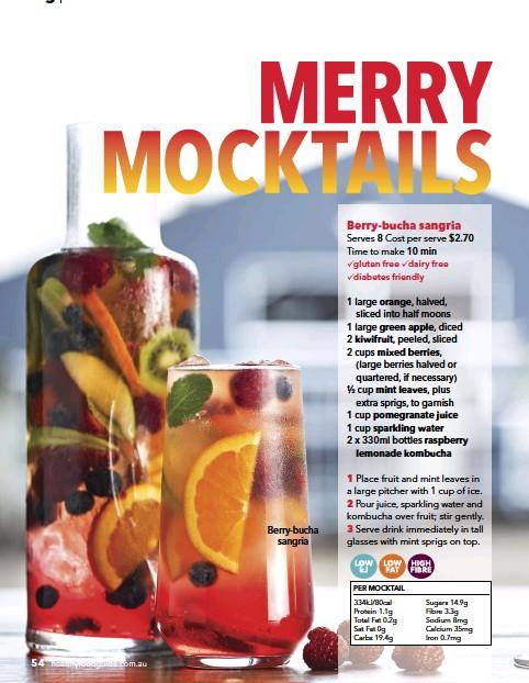 PressReader - Healthy Food Guide (Australia): 2018-12-01