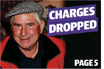 PressReader - The Chronicle: 2019-02-02 - CHARGES DROPPED