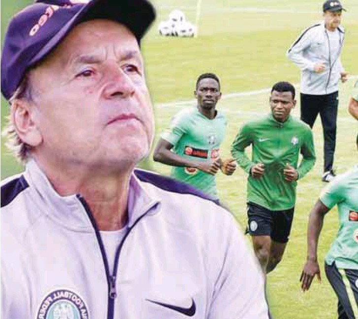 Image result for GERNOT ROHR'S FUTURE  NFF CONSIDERS CONTRACT EXTENSION FOR EAGLES COACH