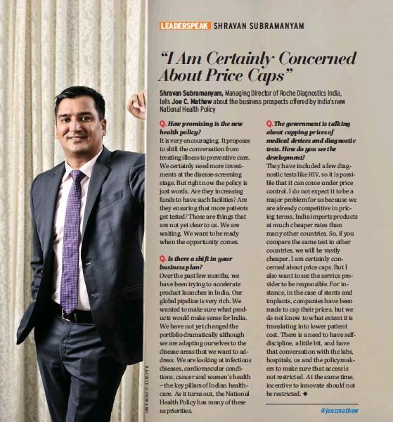 PressReader - Business Today: 2017-11-05 - Shravan Subramanyam