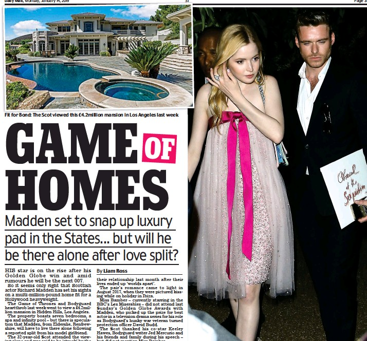 Pressreader Scottish Daily Mail 2019 01 14 Game Of Homes