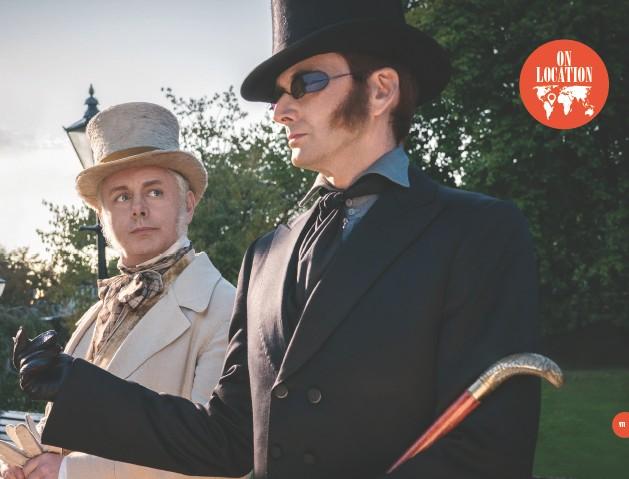 PressReader - Total Film: 2019-05-03 - GOOD OMENS