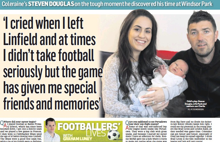 PressReader - Belfast Telegraph: 2018-05-11 - 'I cried when