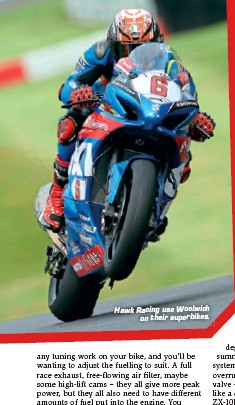 PressReader - Fast Bikes: 2017-12-11 - Mapping