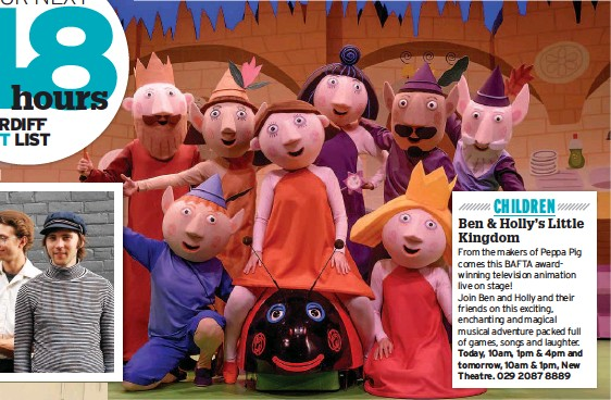 PressReader - South Wales Echo: 2019-07-06 - Ben & Holly's