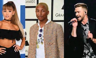 PressReader - Kuwait Times: 2017-09-07 - Ariana Grande among stars