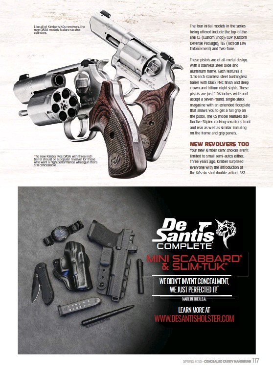 PressReader - Concealed Carry Hand Guns: 2019-02-01