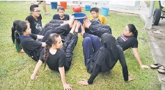 PressReader - The Borneo Post: 2016-09-18 - Youth camp for