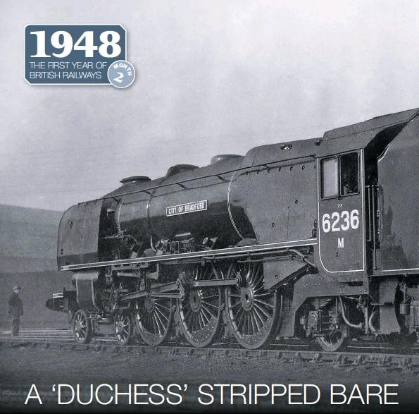 PressReader - Steam Railway (UK): 2018-02-02 - BRITISH RAILWAYS