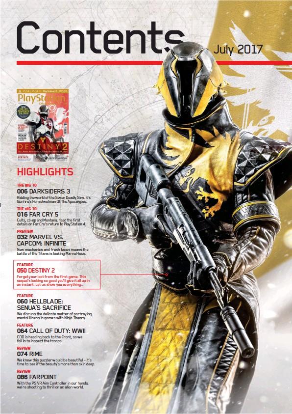 PressReader - PlayStation Official Magazine (UK): 2017-06-08