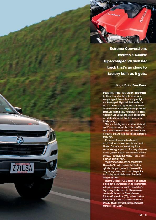 PressReader - New Zealand LCV: 2018-09-04 - V8 JUICED