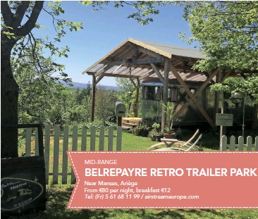 PressReader - France: 2019-08-01 - BELREPAYRE RETRO TRAILER PARK