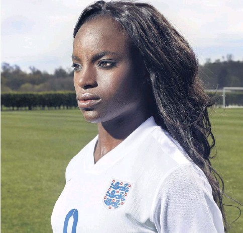 Image result for English FA under pressure over Aluko's allegations against head coach