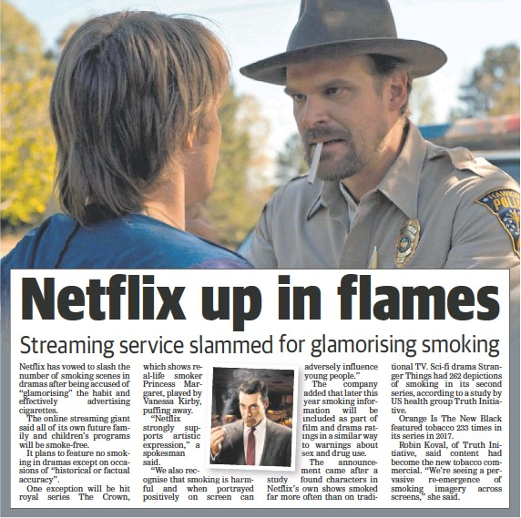 PressReader - The West Australian: 2019-07-06 - Netflix up