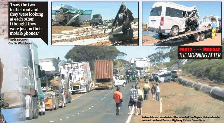 PressReader - The West Australian: 2018-08-11 - HOW ONE CRASH