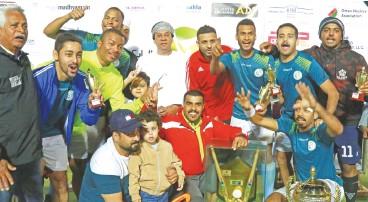 PressReader - Muscat Daily: 2019-02-25 - Al Ahli Sidab Club