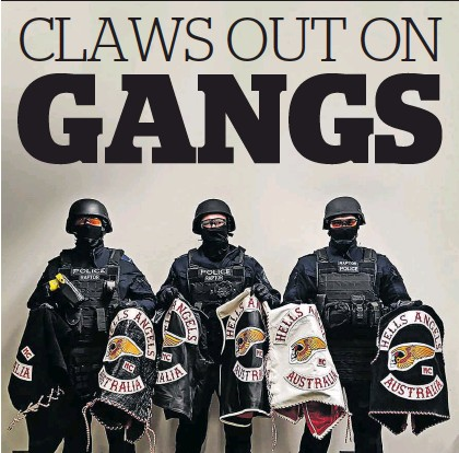Image result for gangs firearms 501s new zealand
