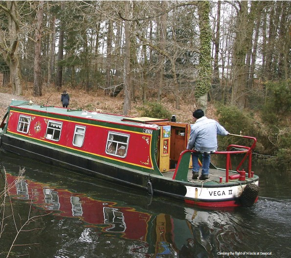 PressReader - Canal Boat: 2019-02-01 - CRUISE GUIDE