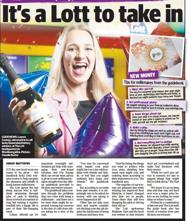 PressReader - The Sunday Mail (Queensland): 2019-06-30