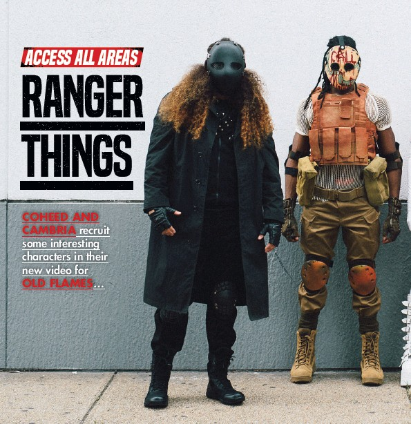PressReader - Kerrang! (UK): 2018-09-26 - RANGER THINGS