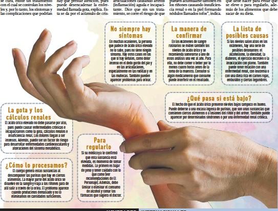 acido urico en orina sintomas de diabetes