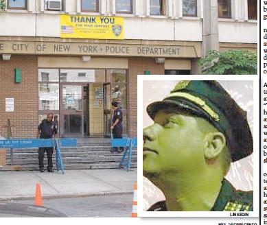 PressReader - New York Daily News: 2018-08-22 - NYPD dumbshoe