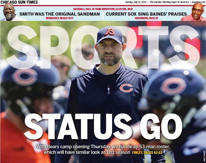 f5016523 PressReader - Chicago Sun-Times (Sunday): 2019-07-21 - STATUS GO