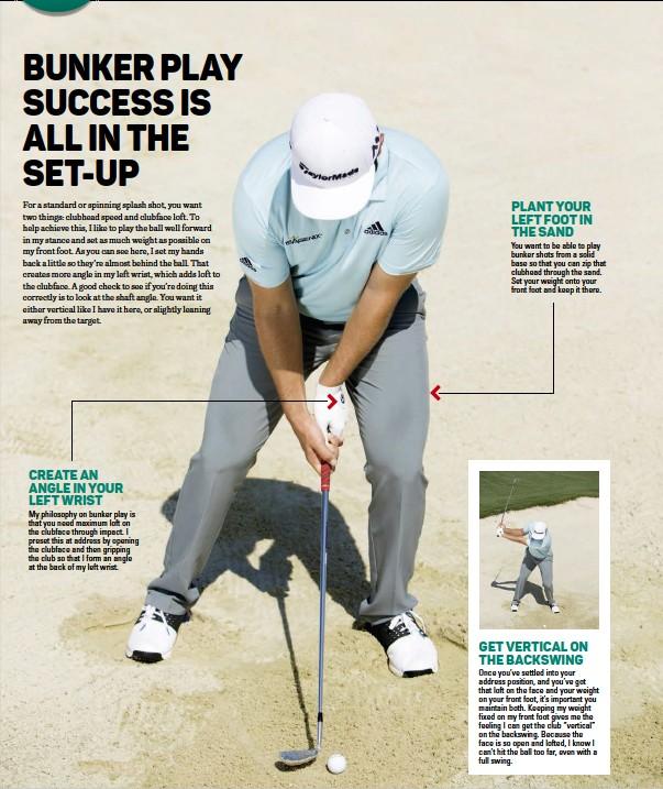 PressReader - Golf Australia: 2018-08-01 - BUNKER PLAY