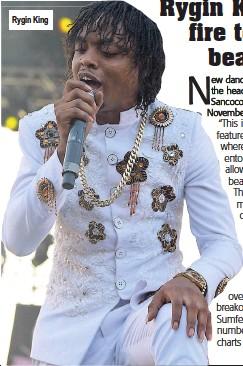PressReader - The Star (Jamaica): 2018-09-27 - Rygin King to