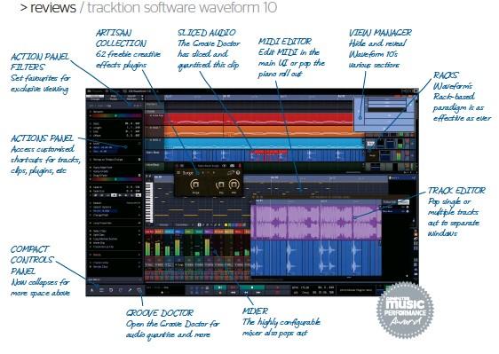 PressReader - Computer Music: 2019-05-15 - TRACKTION WAVEFORM 10