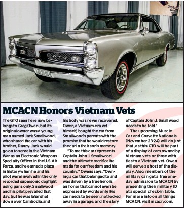 PressReader - Muscle Car Review: 2019-07-01 - MCACN Honors