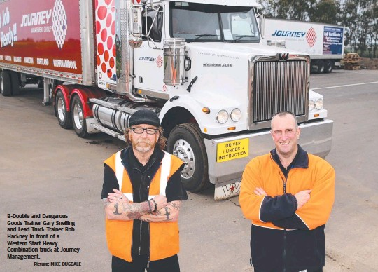 PressReader - Geelong Advertiser: 2015-06-16 - Journey opens