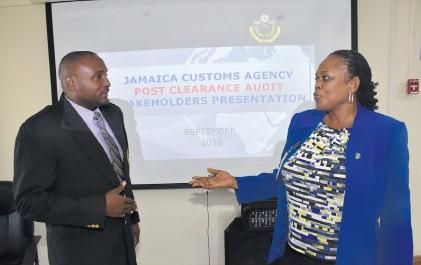 PressReader - Jamaica Gleaner: 2019-01-24 - STAKEHOLDER