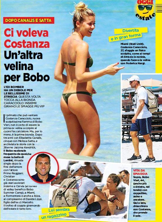 facdb29b93 PressReader - Oggi: 2017-08-17 - Bobo Vieri Costanza Caracciolo è il ...