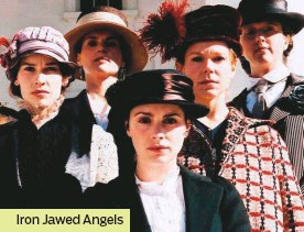 Image result for iron jawed angels