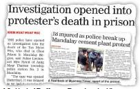 PressReader - The Myanmar Times: 2019-07-09 - Mother seeks
