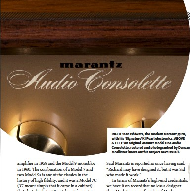 PressReader - Sound+Image: 2017-08-01 - Marantz – the matter